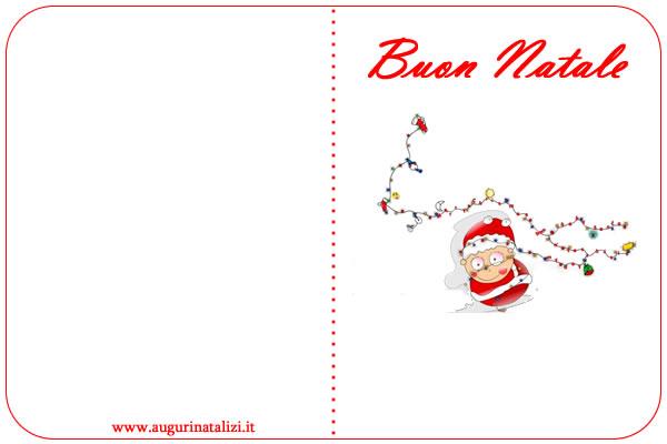 Preferenza Biglietti Auguri Natale - Biglietto Auguri Natale JD46