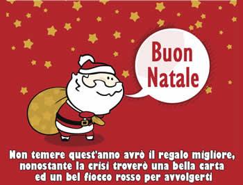 Auguri natalizi il miglior modo di fare gli auguri natalizi for Messaggi divertenti natale
